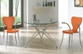 Sell glass dining table,tables,dining sets SA-5215C 3