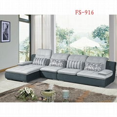 sell modern sectional fabric sofas