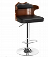 Bar chair,stool,bar stool with bend plywood