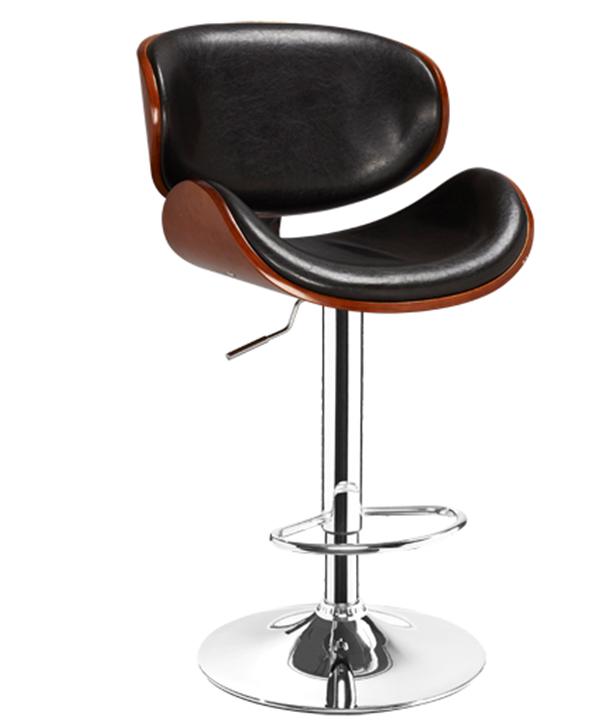 銷售曲木酒吧椅,酒吧高腳椅,旋轉昇降吧椅 1