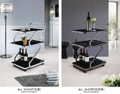 Manufacture and sell dining trolley,serving trolley,dining cart,rack SD-515