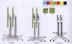 Folding table frame,folding table,ABS table
