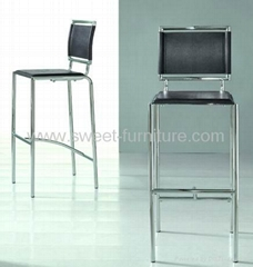 offer modern steel bar stool bar chair
