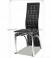 Offer Dining chair,PU chair,PVC chair 4
