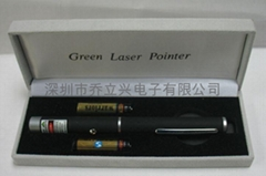 QL 綠色激光筆
