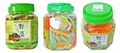 MIXED VEGETABLE CHIPS 240G PLASTIC POT 2