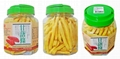 SWEET POTATO STRIPS 280G PLASTIC POT