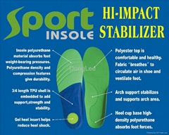 ECO Sport insole