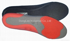 Breathable PU foam insole