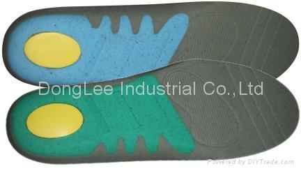 Breathable insole 3