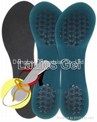 Ladies Gel Insoles