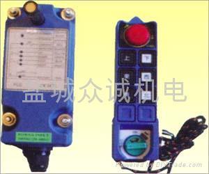 精致型起重机遥控器 4