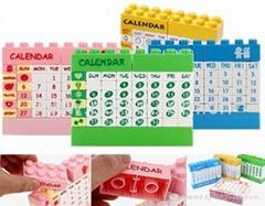 DIY Calendar Stand HUB