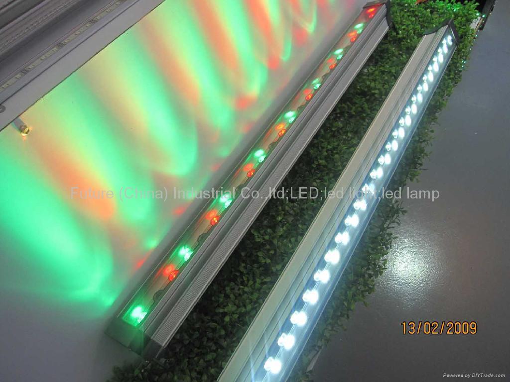 36 W RGB LED wall washer  2