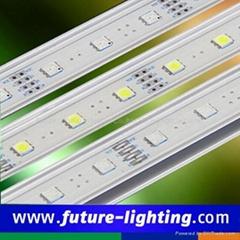 1M 48LEDs LED aluminum strip light(Warterproof)