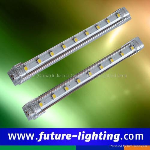 20CM  RGB    LED  對接鋁合槽 2