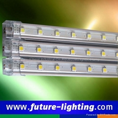 5050 500MM  SMD  LED  对接铝合槽