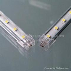 50 CM  白色   LED   對接鋁合槽