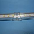 20CM  RGB    LED  對接鋁合槽 3