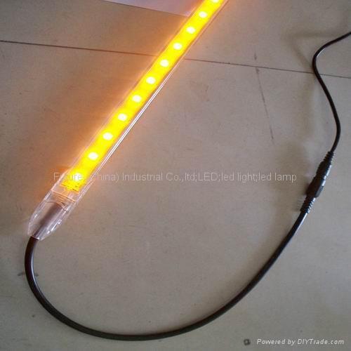 20CM  RGB    LED  對接鋁合槽 4