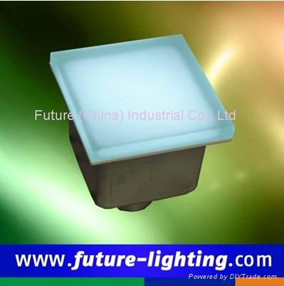 100*100  LED 地砖灯  LED 灯 3