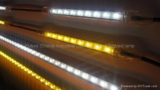 100CM  白色  SMD 5050 LED 鋁燈條 3