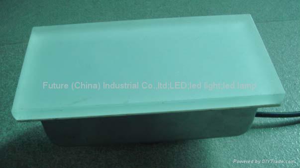 200*100*70mm LED Brick lamps  New Arrival Tile lights 2