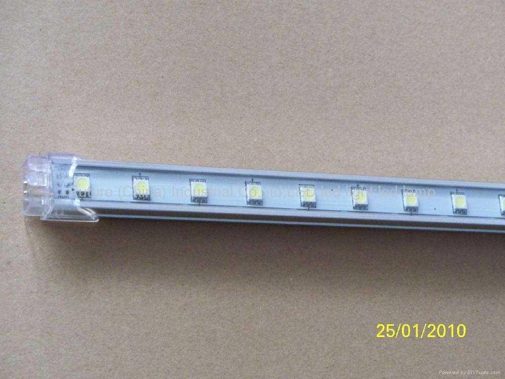20CM  RGB    LED  對接鋁合槽 5