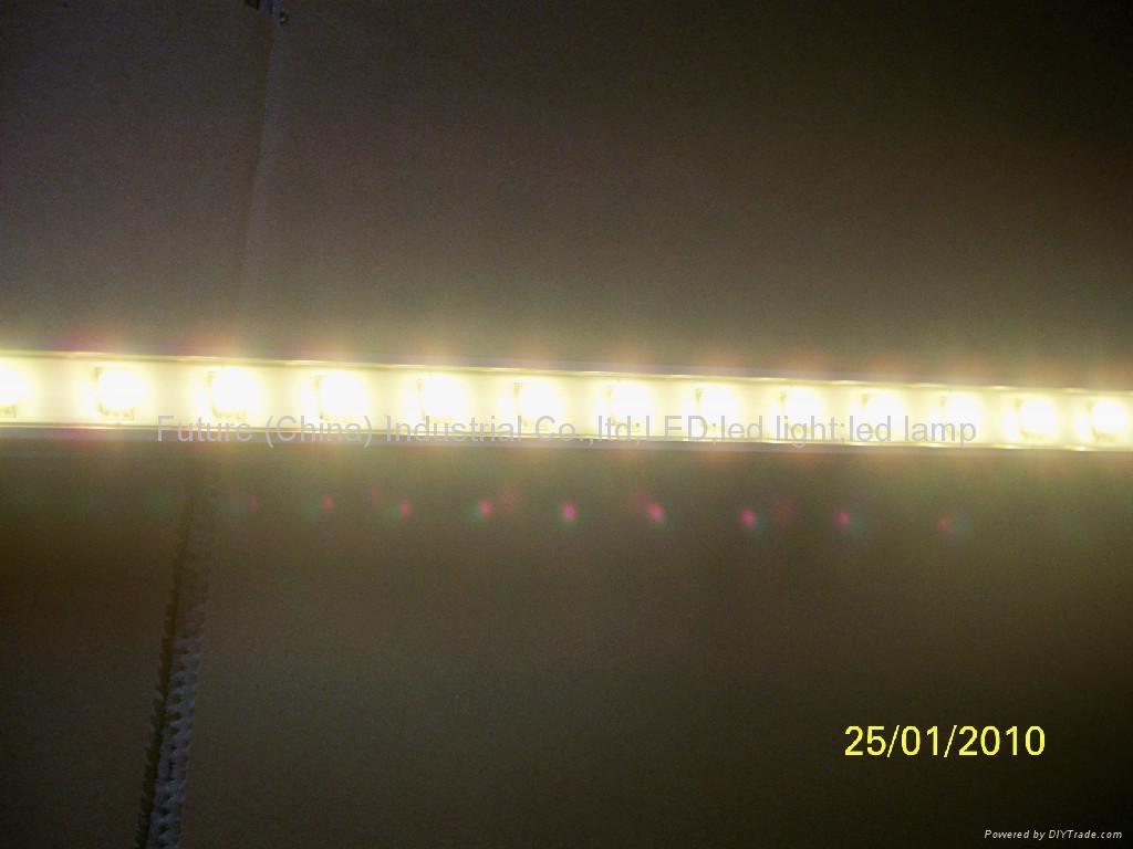 20CM  RGB    LED  對接鋁合槽 6