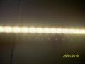 20cm RGB Plug together LED Al-slot strip light (new type)