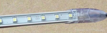 100CM  白色  SMD 5050 LED 鋁燈條 5