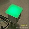 100*100 Led Floor tile brick light 4