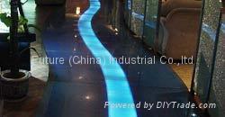 IP67 garden light glass tile led paver light 6