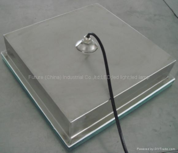 Toughened glass led paver light led floor lights led brick led tile 4