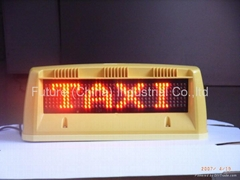 LED Taxi Sign  LED sign