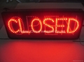 20W LED Open Sign