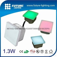 100*100 Led Floor tile brick light