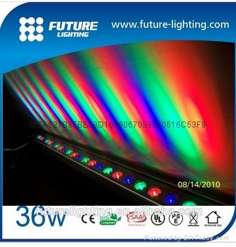 36 W RGB LED wall washer  1