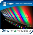 36 W RGB LED wall washer
