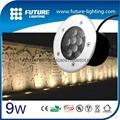 shenzhen stainless 9W led underground