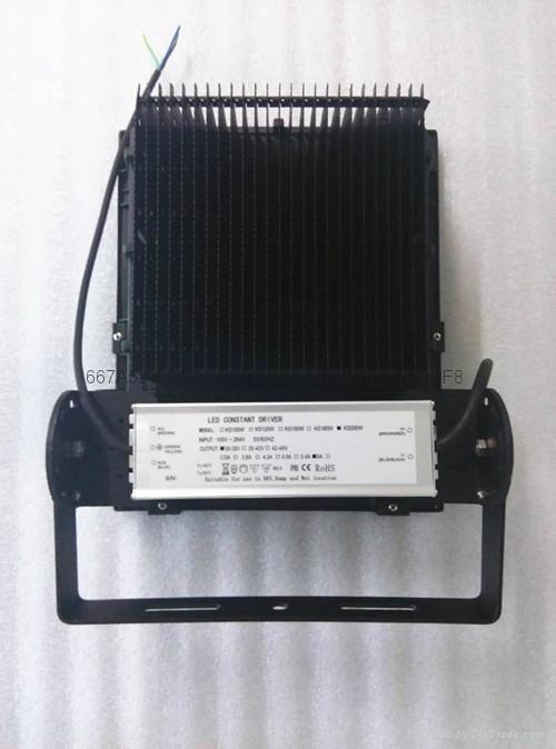 100W led 氾光燈 2