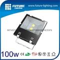100W  factory price led  flood light