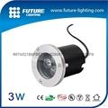 深圳 3W LED 埋地燈