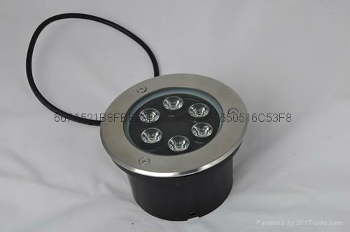 深圳 3W LED 埋地燈 3