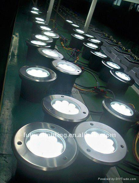 深圳 3W LED 埋地灯 4