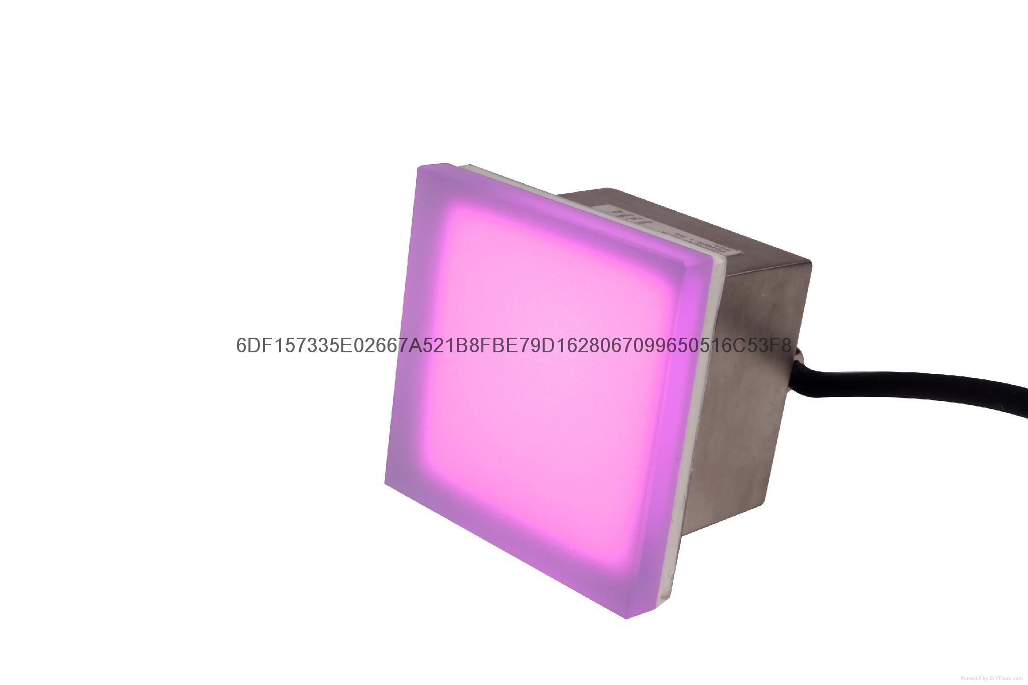 1.3W led 戶外地磚燈 5