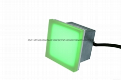 Outdoor garden lanscape led tile light