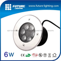 6W shenzhen factory CE and  Rohs led underground light