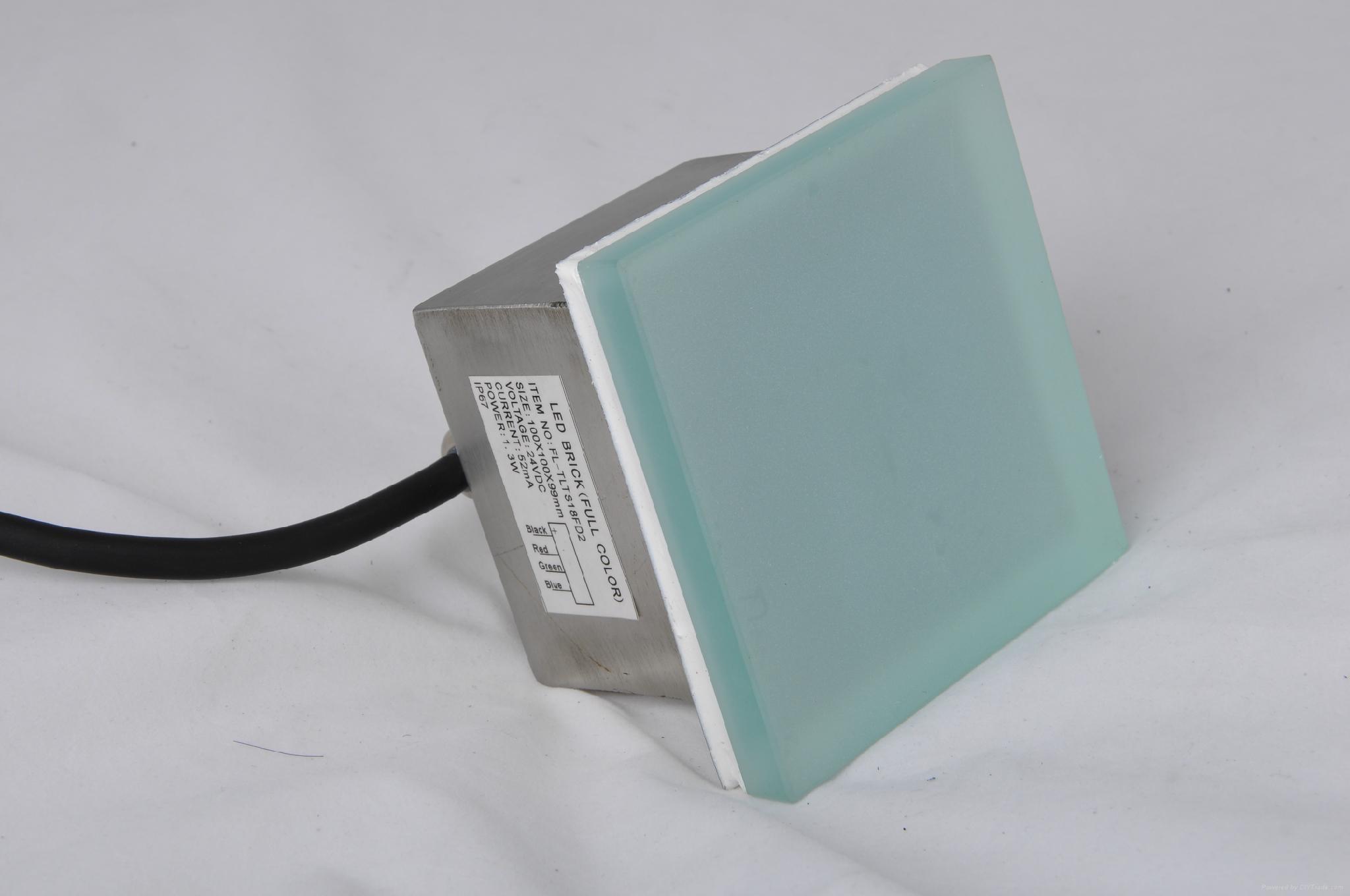 1.3W led 戶外地磚燈 13