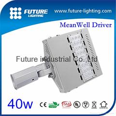 40W led 路燈